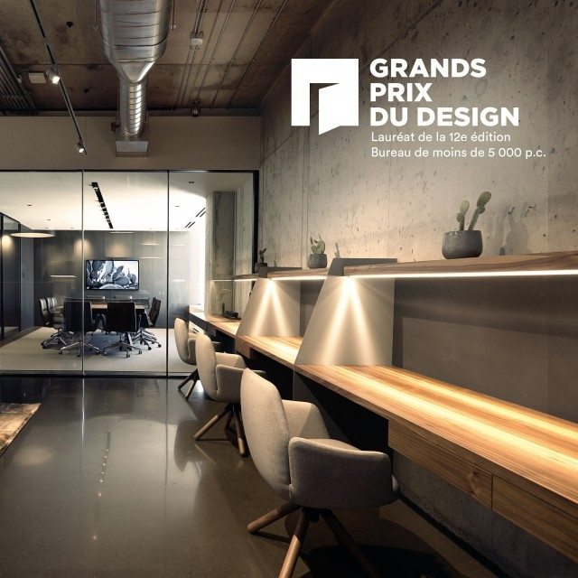 Mavrik project, a Grand Prix du Design 2019 winner!