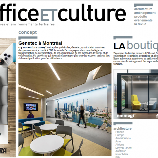 Seen in Office ET Culture