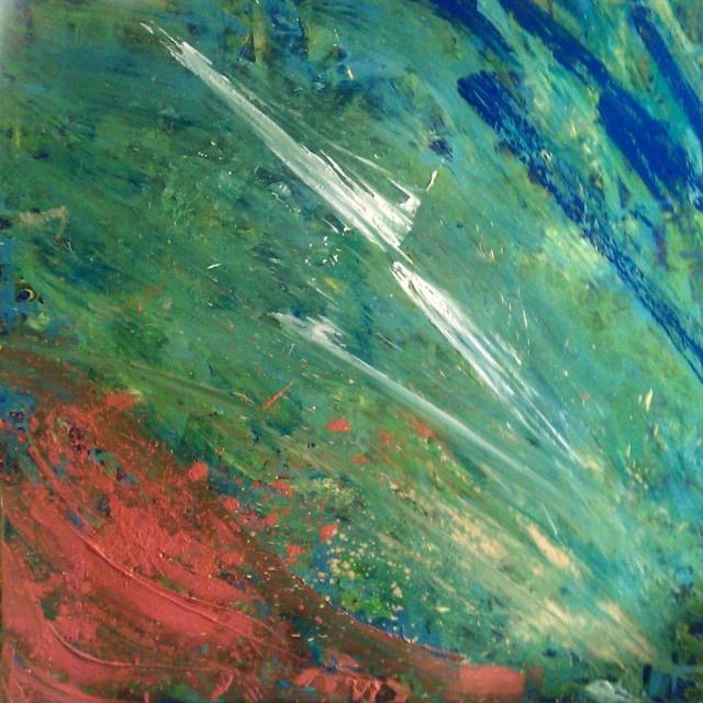 Herman Miller's paint brushes