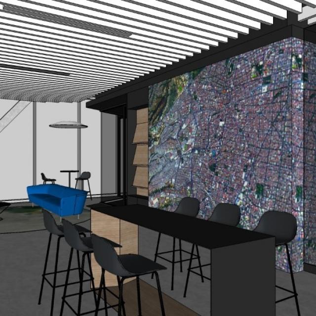 Modélisation des nouveaux espaces