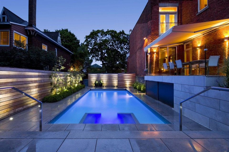 Private residence / Exterior terrace